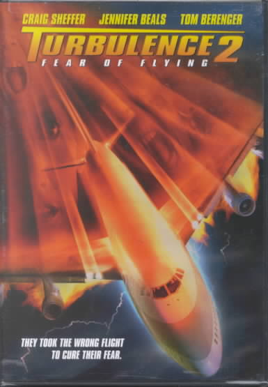 TURBULENCE 2:FEAR OF FLYING BY SHEFFER,CRAIG (DVD)