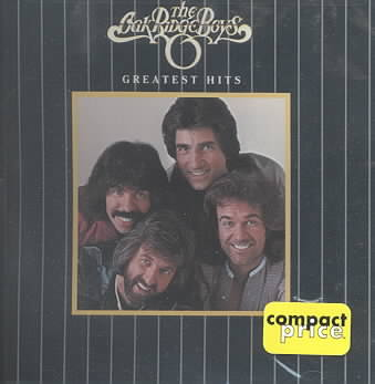 GREATEST HITS BY OAK RIDGE BOYS (CD)