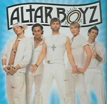 ALTAR BOYZ (OCR) (CD)