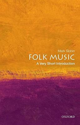 Folk Music By Slobin, Mark